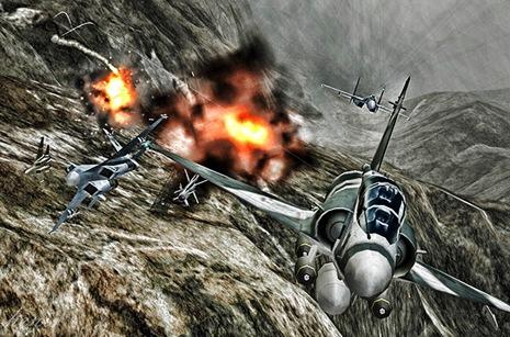 air-combat