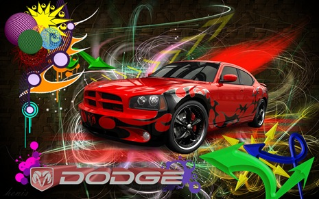 chip foose dodge charger wallpaper