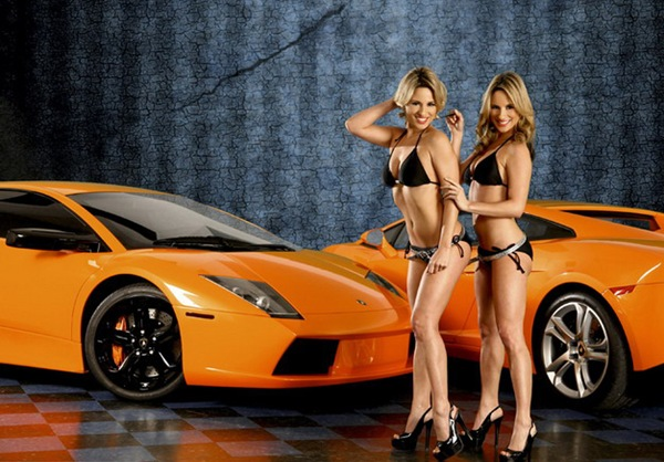 beautiful women and fast cars 7