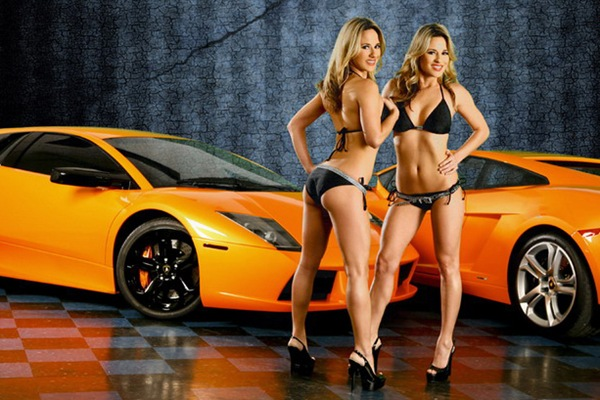 beautiful women and fast cars 8