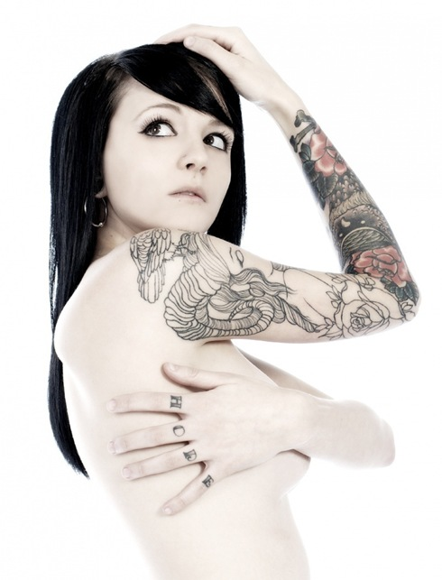 hot tattooed women.9