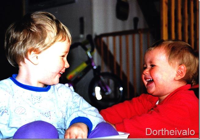 Latter og smil