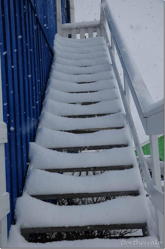snepåtrappen