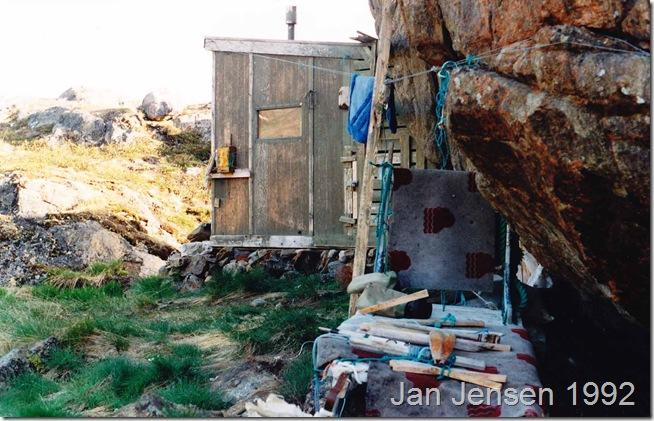 Hytten i 1992
