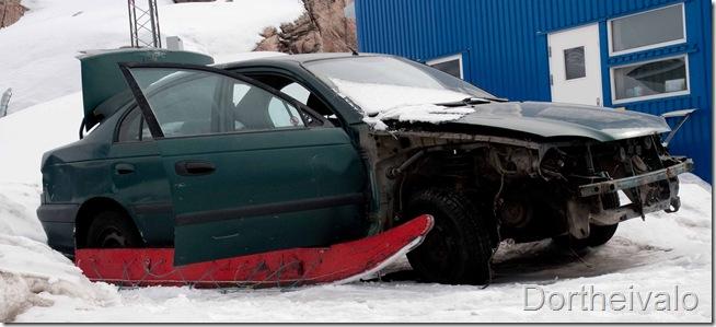 ødelagtbil