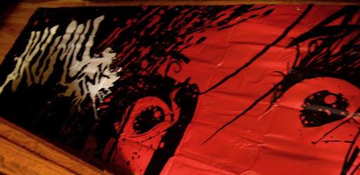 akumuink, akumu, ai, vinyl banner