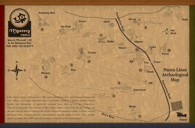 Nezca Lines Map