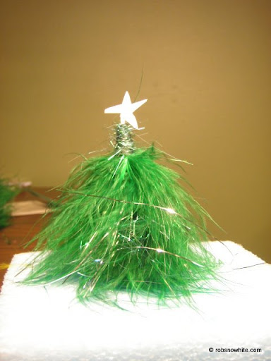 christmas tree tube fly