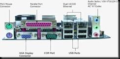 Port I/O