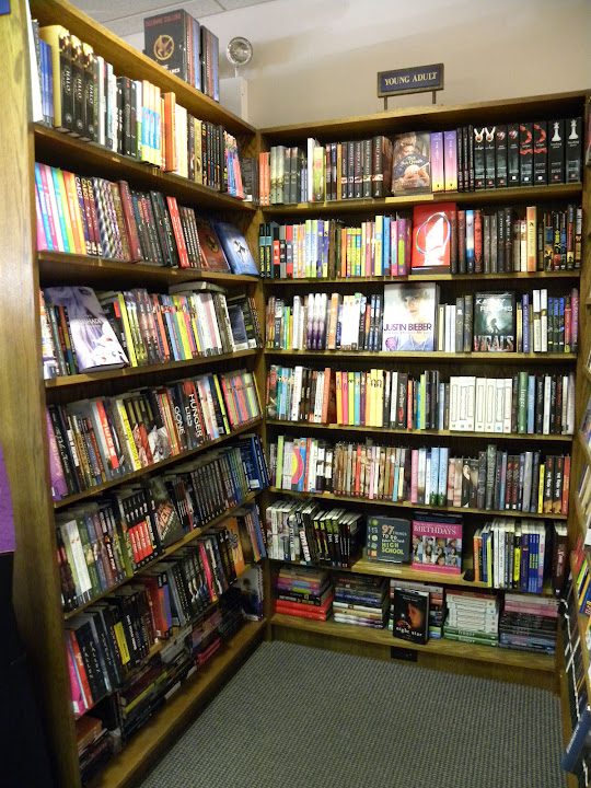 Young Adult Alcove
