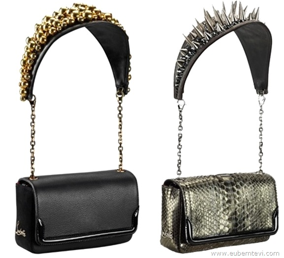 tumblr_ligpt6e16y1qdazda Christian Louboutin's Interchangeable Handle Bags