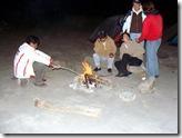 Viaje a la Comunidad El Boliche campamento f25