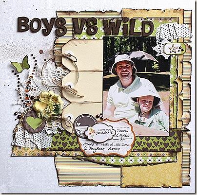 boys vs wild
