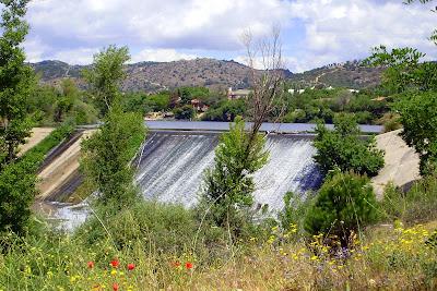 de leganes a la presa el Gasco