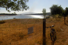embalse Santillana