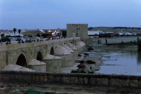 río Guadalquivir en Córdoba