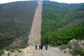 sierra Ayllón