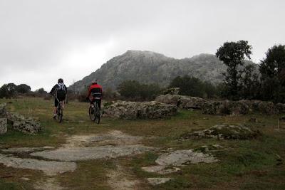 Sierra de la Cabrera