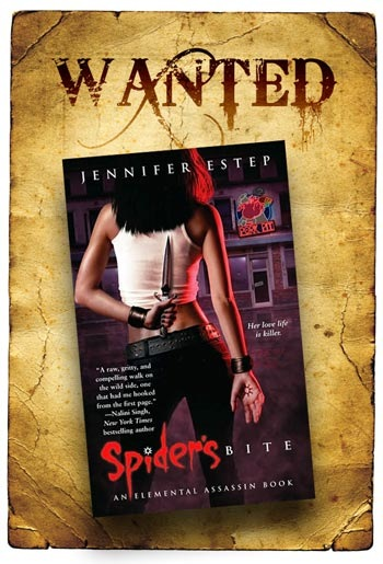 Wanted-SpiderBite