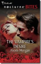 The Vampire's Desire - NOV 09.indd