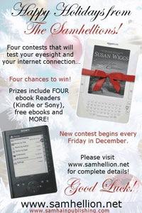 Happy Holidays from The Samhellions!
