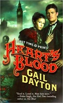 Heart's Blood by Gail Dayton