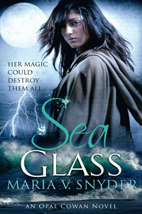Sea Glass (UK) by Maria V. Snyder