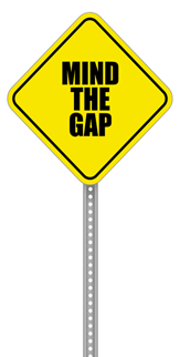 mind the gap: knowing vs doing