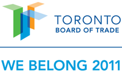 Toronto Board Of Trade: We Belong mark for members
