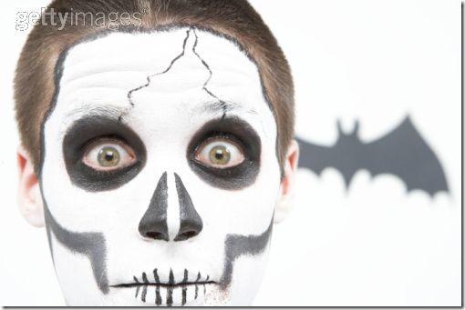 esqueleto maquillaje (4)