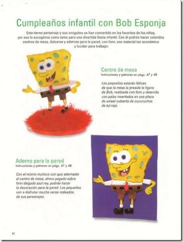 fiestas infantiles con bob esponja (5)