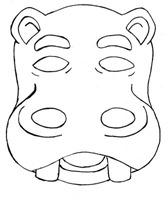 hipopotamo blogcolorear (4)