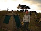 Ngorongoro Campsite