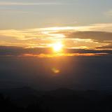 日が出ました。