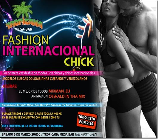 tropicana - fashion chick