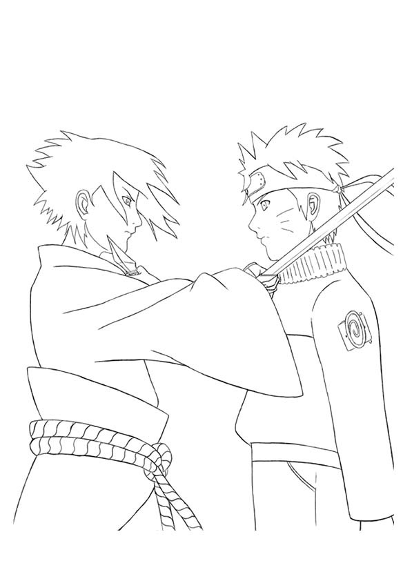 Pintar Naruto