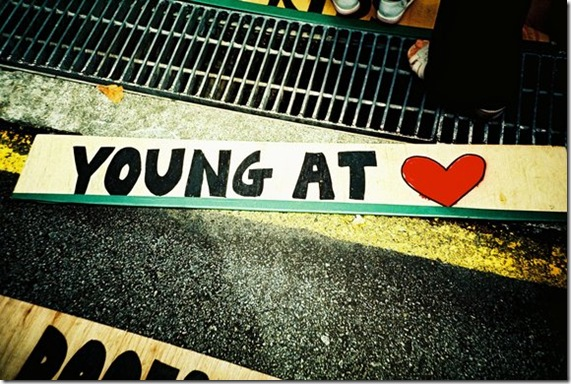 young at love