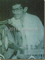 الفنان والملحن سعودي أحمد صالح