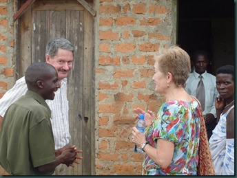 Uganda life and Gafayo Mem Orphan School 047