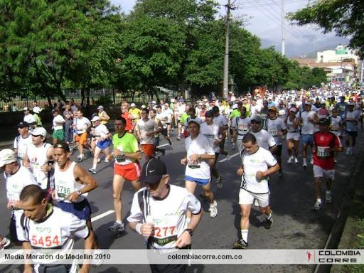 concurso media maraton de medellin 2011