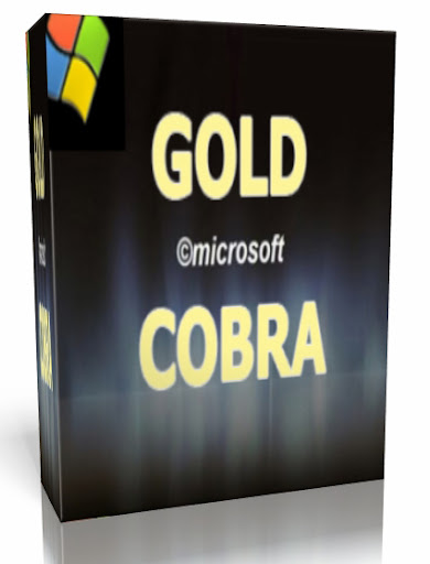 Windows XP Pro Sp3 (2010) [Gold Cobra Edition]