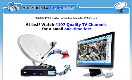 Satellite TV PC Master 6.0.2