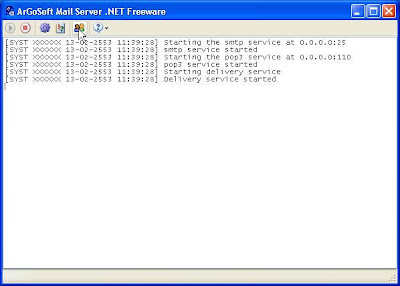 argosoft mail server configuration
