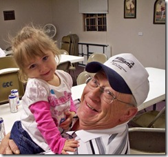 Jaelynn and grandpa
