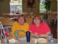 Lynette and Arlene