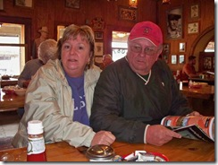 Arlene and Kevin in Bandera