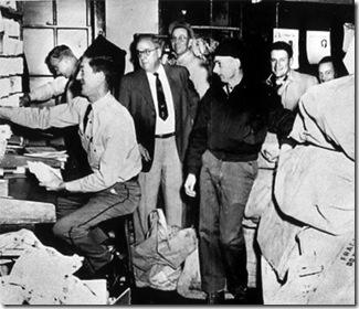 1955 Postal workers