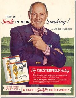 1955 Cigarette Ad