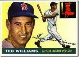 1955 Baseball Card2