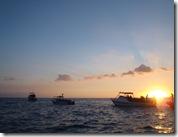ハワイ島マンタナイトダイビング